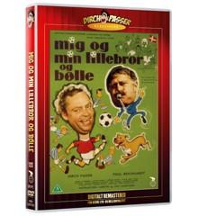 Mig Og Min Lillebror Og Bølle - DVD