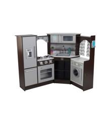 KidKraft - Ultimate Corner Play Kitchen w/ Lights & Sounds (53365)