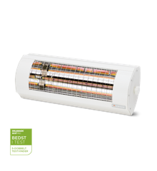 Solamagic - 2000 ECO+ PRO Heater White - New
