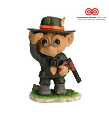 Good Luck Troll - Glenn Hegaard - Hunter Against Cancer Troll 14 cm - Medium (93197)