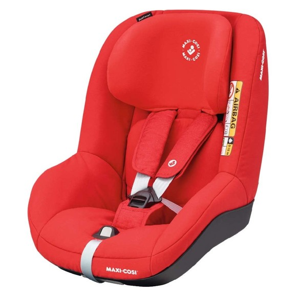 Maxi-Cosi - Pearl SMART i-Size (67-105 cm) - Nomad Red