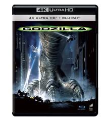 Godzilla (1998)  (4K Uhd+Blu ray)