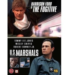 Fugitive, The / U.S. Marshals - DVD