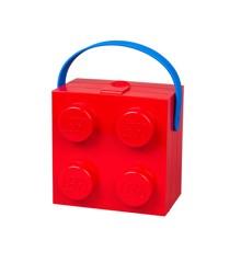 Room Copenhagen - Lunch Box with Handle - Red (40240001)