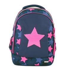 Top Model - School Backpack w/Sequins - Star (0410415)