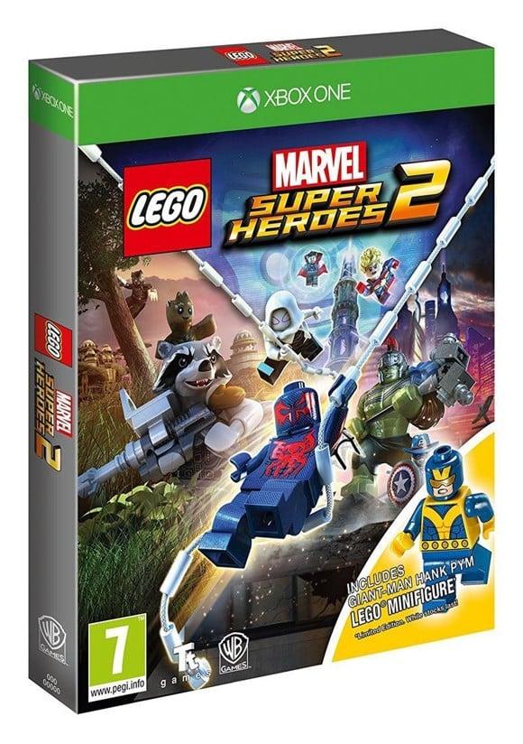 LEGO Marvel Super Heroes 2 Minifigure Edition