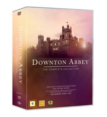 Downton Abbey - Complete Series DVD