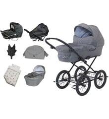 TRILLE - Wauw Starterpack - Basic Grey Melange