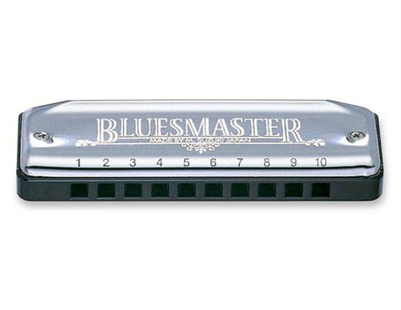 Suzuki - MR-250 Bluesmaster - Diatonic Harmonica (G)