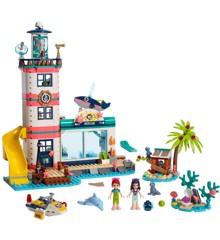 LEGO Friends - Fyrtårn med redningscenter (41380)