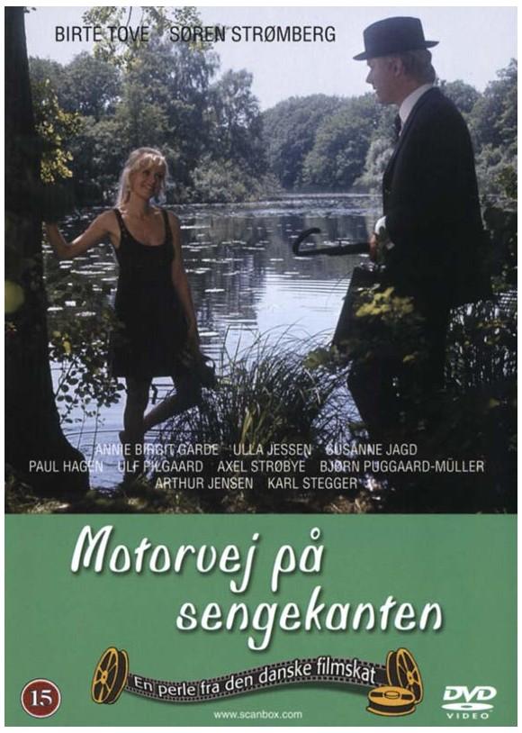 Motorvej på sengekanten - DVD
