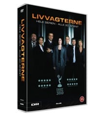 Livvagterne - Den komplette serie - DVD