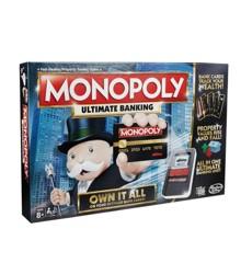 Hasbro - Monopoly Ultimate Banking DK (B6677)