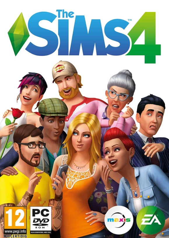 The Sims 4 (Nordic) (Code via Email)