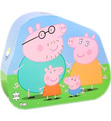 Barbo Toys - Puslespil - Gurli Gris & Familie (24 brk.)