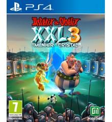 Asterix & Obélix XXL 3 - The Crystal Menhir (Collector's Edition)