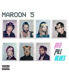 Maroon 5 ‎– Red Pill Blues - 2CD