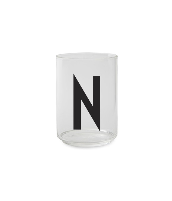 Design Letters - Personal Drinking Glass N