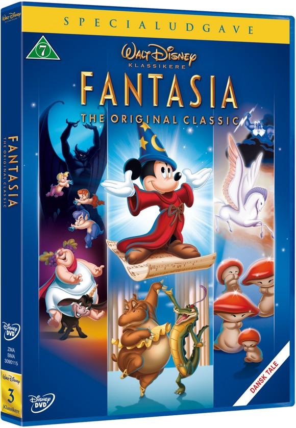 Disneys Fantasia - DVD