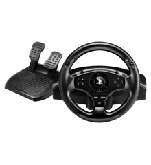 Thrustmaster - T80 Racing Wheel - Official Sony Licence - Works with PS5 Games