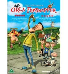 Orla Frøsnapper - DVD