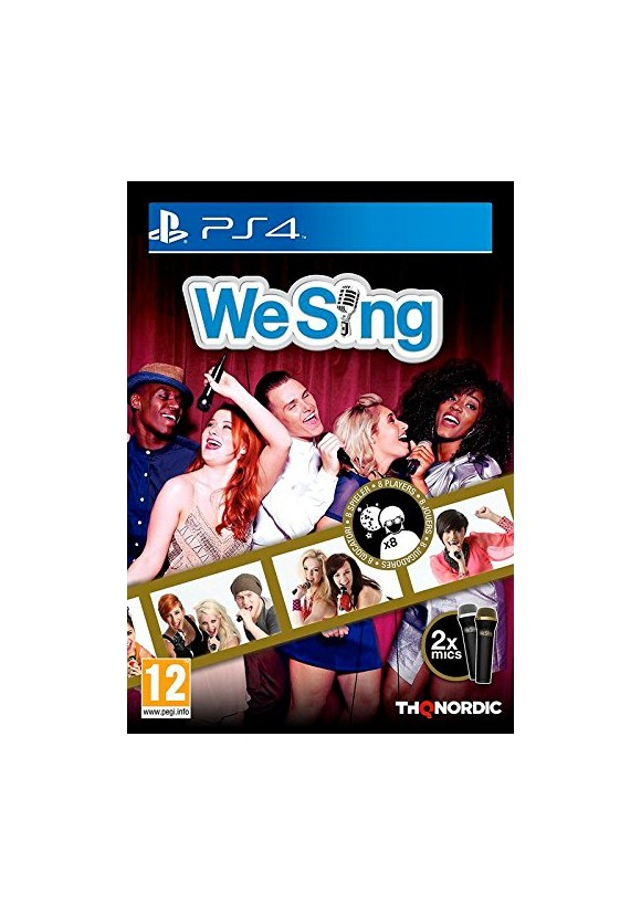We Sing + 2 OEM Mic Bundle