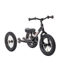 Trybike - 3 Wheel Steel, All black