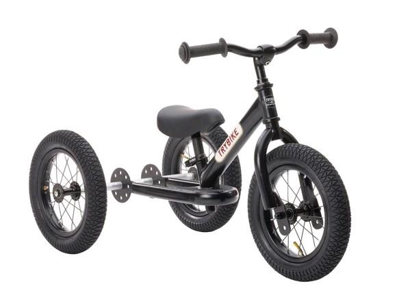 Trybike - 3 Wheel Steel, All black