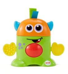 Fisher Price Mini Monster Tote Along Monsters - Green
