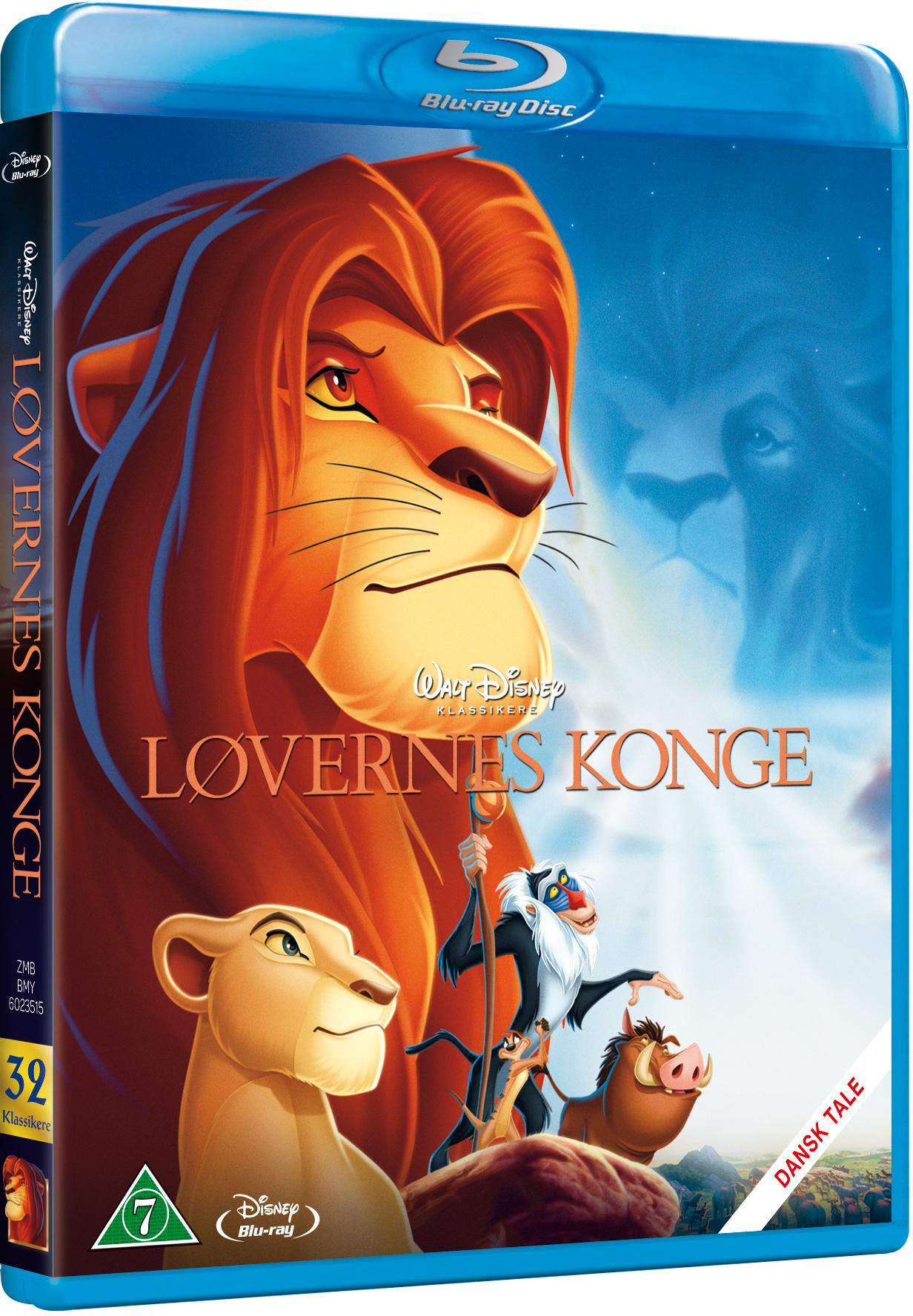 Løvernes Konge Disney classic #32