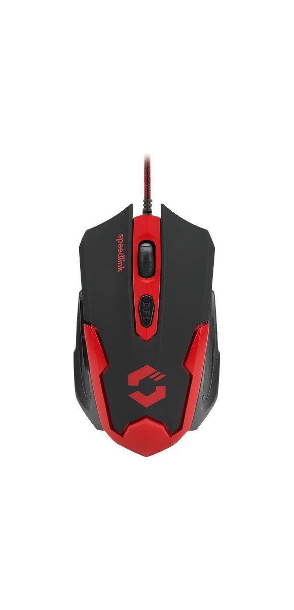XITO Gaming Mouse (Black/Red)