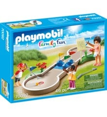 Playmobil - Family Fun - Minigolf (70092)