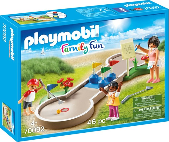 Playmobil - Family Fun - Minigolf (70092)
