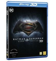 Batman Vs Superman - Dawn of justice (3D Blu-Ray)