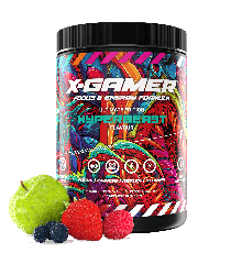 X-GAMER X-Tubz - Hyperbeast  Servings 60 (600g)