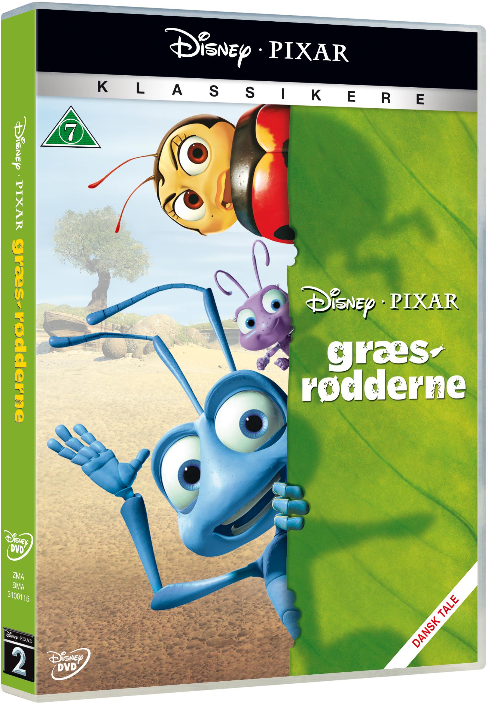 Græsrødderne Pixar #2