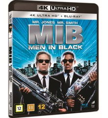 Men in Black (4K Blu-Ray)