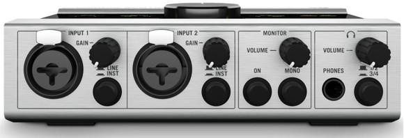Native Instruments - Komplete Audio 6 - USB Audio Interface