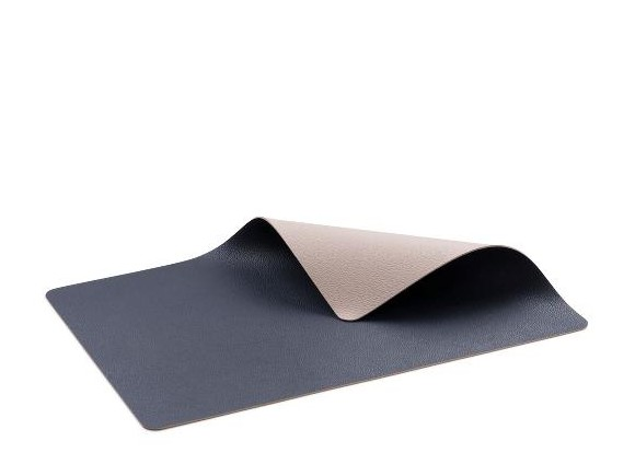 Bitz - Placemat Set Of 4 - Blue/Sand (190796)