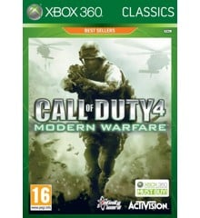 Call of Duty 4: Modern Warfare (UK) (Classics)