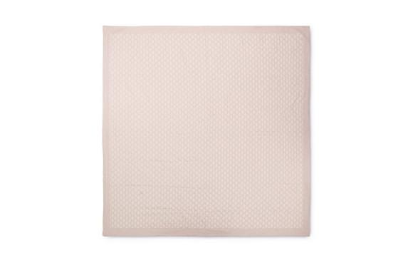 Normann Copenhagen - Slumber Bedcover 250 x 250 cm - Wiggle Rosa (620514)