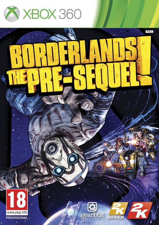 Bilde av Borderlands - The Pre-sequel