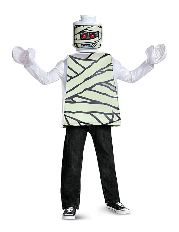 LEGO Costumes - Mummy Deluxe (4-6 years) (18271L)