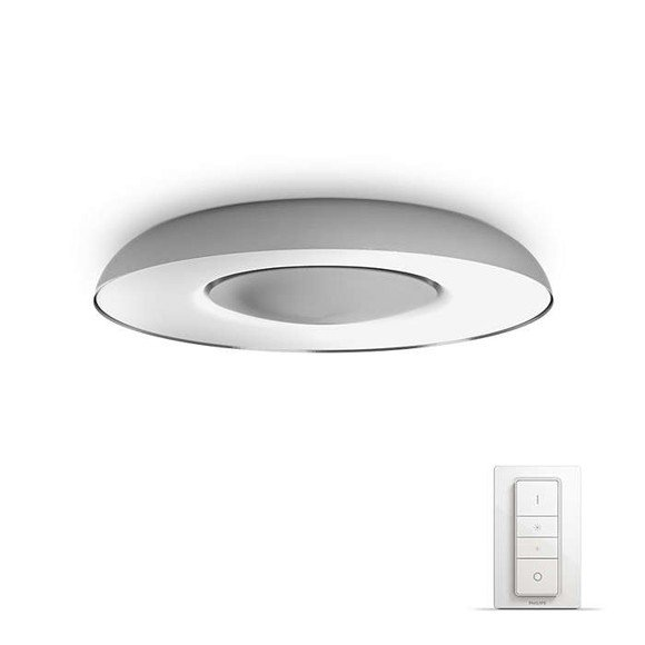 Philips Hue - Still Ceiling Lamp Aluminium