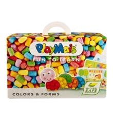PlayMais - Fun to learn - Colors and Forms (160063)