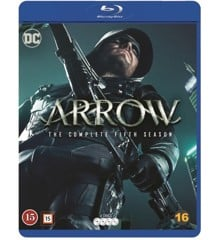 Arrow: Season 5 (Blu-Ray)