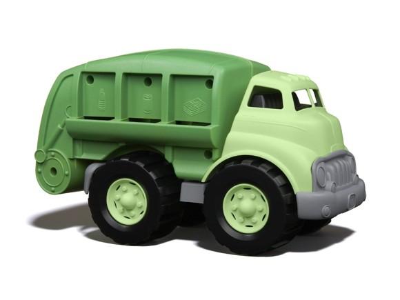 Green Toys - Skraldevogn