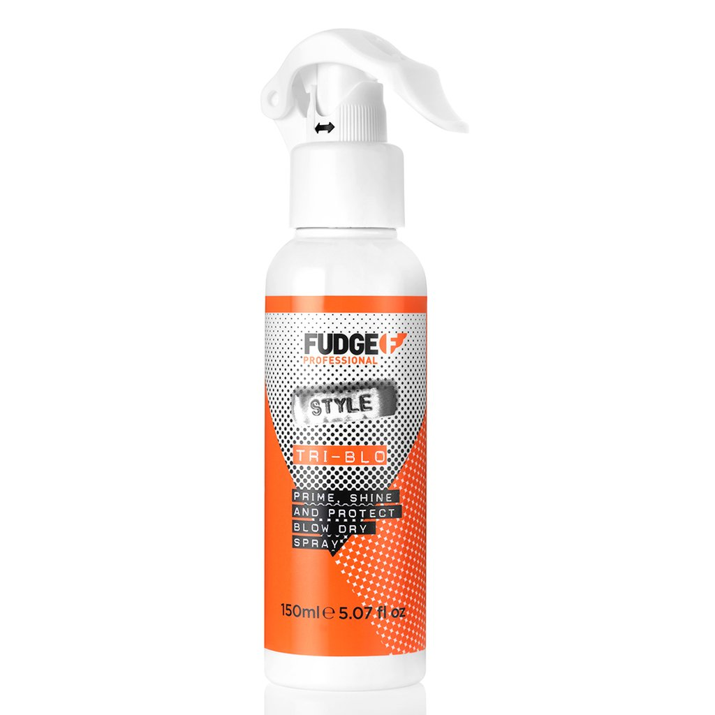 Fudge Tri Blo Prime Shine Protect Blow Dry Spray 150ml