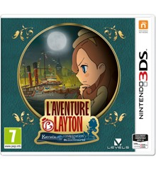 Layton's Mystery Journey: Katrielle and the Millionaries Conspiracy