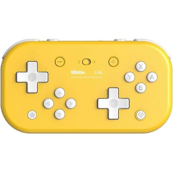 Bilde av 8bitdo Lite Bt Gamepad Yellow